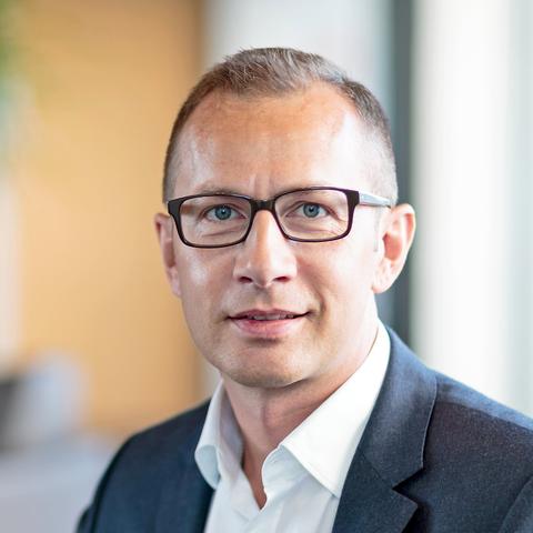 CEO Dirk Frintrop