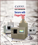 Banding Banknotes with Fingerprint Security Technology