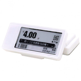 2.13 inch E-ink paper display electronic shelf price tag