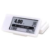 Elektronisches Regal-Preisschild mit 2,13 Zoll E-Ink-Papieranzeige