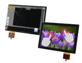 TFT Displays mit integriertem Touchscreen