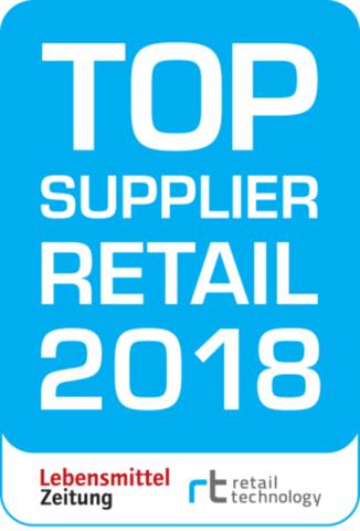 Top Supplier Retail 2018